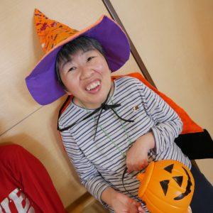 ハロウィンパーティーをしました!